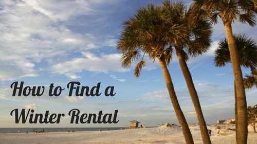 How to Find a Winter Rental