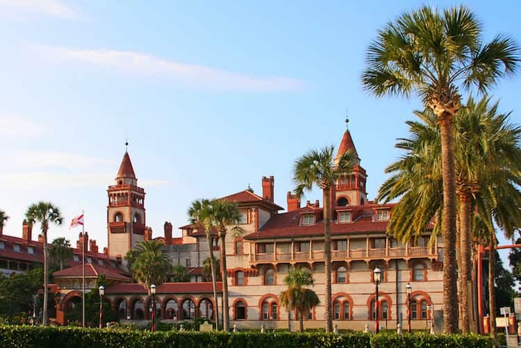 The Lightner Museum in St. Augustine.